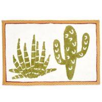Destinations Southwest Cactus Bath Rug