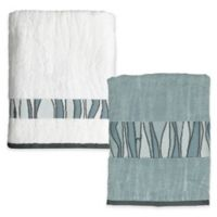 Shell Rummel Tidelines Bath Towel in Blue