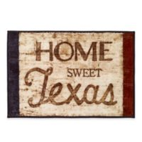 Avanti Home Sweet Texas 1-Foot 8-Inch x 2-Foot 6-Inch Accent Rug