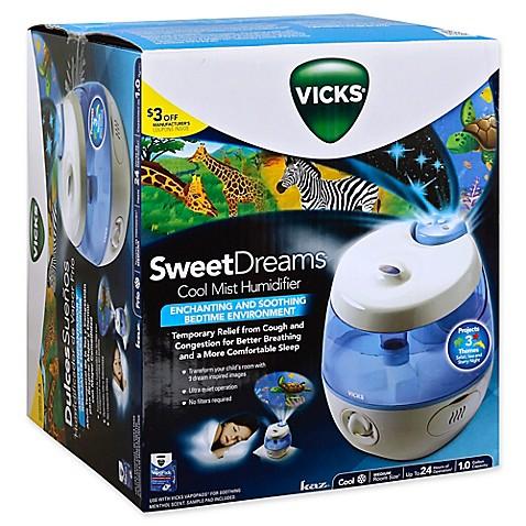 Vicks 174 Sweet Dreams Cool Mist Humidifier Buybuy Baby