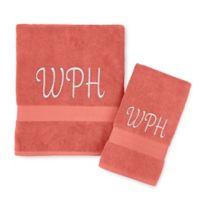 Martex Abundance Bath Towel in Peach Cream