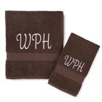 Martex Abundance Hand Towel in Chocolate