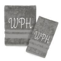 Martex Supima Luxe Bath Towel in Grey