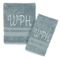 Martex Supima Luxe Hand Towel in Pale Teal