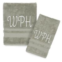 Martex Supima Luxe Hand Towel in Pale Green