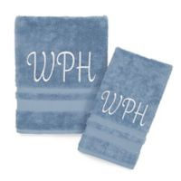 Martex Supima Luxe Hand Towel in Light Blue