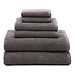Martex Oasis 6-Piece Bath Towel Set in Charcoal