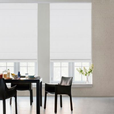 glowe by the shade store cordless fabric roman 31inch x 72inch - Cordless Roman Shades