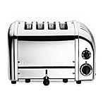 Dualit 174 4 Slice Chrome Toaster Bed Bath Amp Beyond