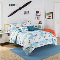 Waverly Kids In the Clouds Reversible Full Comforter Set