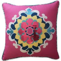 Waverly Kids Bollywood Square Throw Pillow