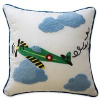 Waverly Kids In the Clouds Square Throw Pillow