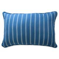 Waverly Kids In the Clouds Vertical Stripe Rectangular Throw Pillow
