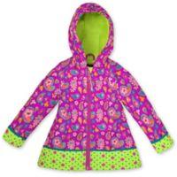 Stephen Joseph® Size 4T Paisley Raincoat in Purple