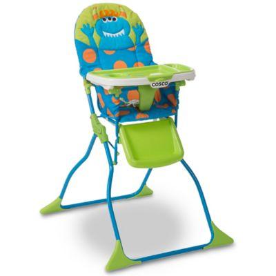 Merveilleux Cosco® Simple Fold™ Deluxe High Chair In Syd