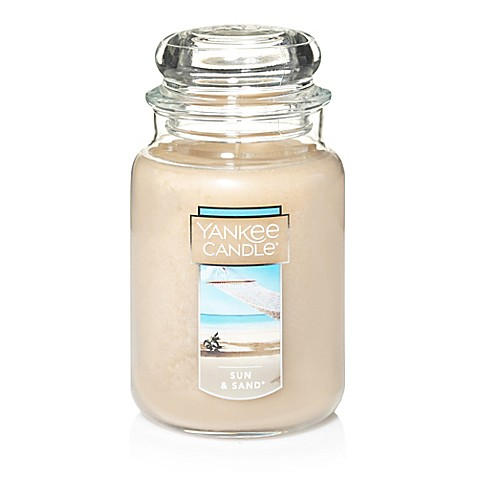 yankee candle housewarmer sun sand scented candles. Black Bedroom Furniture Sets. Home Design Ideas