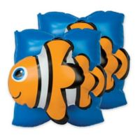 Stephen Joseph® Fish Water Wings in Orange