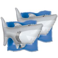 Stephen Joseph® Shark Water Wings in Grey