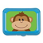 Stephen Joseph® 64 oz. Monkey Snack Box in Blue