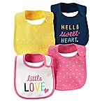 carter's® 4-Pack  Little Love  Bibs