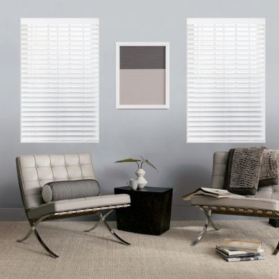 glowe by the shade store custom cordless classic wood blinds