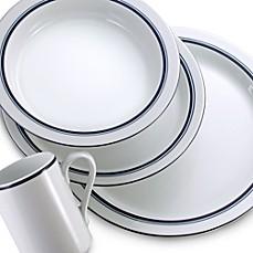 Dansk® Bistro® Christianshavn Dinnerware in Blue - Bed Bath & Beyond