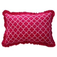 Waverly Kids Reverie Oblong Throw Pillow in Pink
