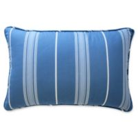 Waverly Kids Ride the Waves Oblong Throw Pillow in Aqua