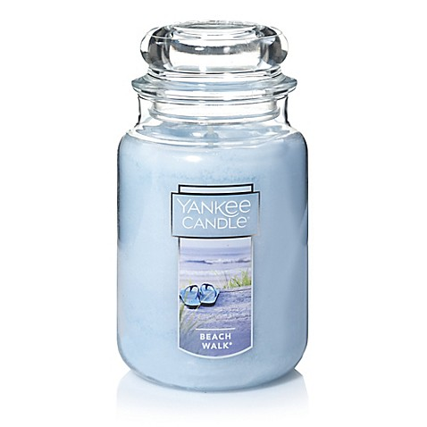 Yankee Candle 174 Beach Walk Scented Candles Bed Bath Amp Beyond