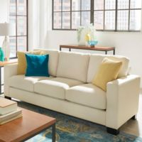 iNSPIRE Q® Darden Down-Filled Sofa in White