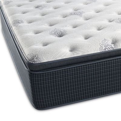Beautyrest Silver Port Madison Luxury Firm Pillow Top Twin Mattress