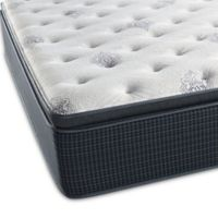 Beautyrest® Silver™ Port Madison Plush Pillow Top Twin XL Mattress