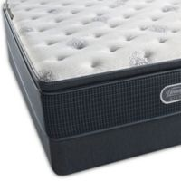 Beautyrest® Silver™ Port Madison Plush Pillow Top Twin Mattress Set