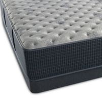 Beautyrest® Silver™ Westlake Shores Extra Firm Low Profile Twin Mattress Set