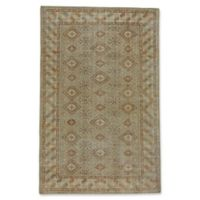 Capel Rugs Caria 5-Foot 6-Inch x 8-Foot 6-Inch Area Rug in Fawn