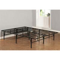 K&B Furniture Full Platform Bed Frame
