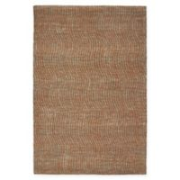 Kaleen Textura Swerv 5-Foot x 7-Foot 9-Inch Area Rug in Paprika