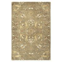 Kaleen Helena Erbil 10' x 14' Area Rug in Light Brown