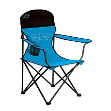 Exceptionnel NFL Carolina Panthers Folding Chair