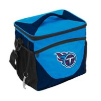 NFL Tennessee Titans 24-Can Cooler Bag in Navy