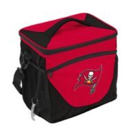 NFL Tampa Bay Buccaneers 24-Can Cooler Bag in Red