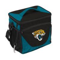 NFL Jacksonville Jaguars 24-Can Cooler Bag in Black