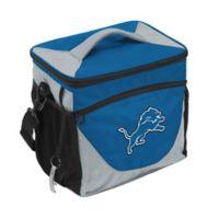 NFL Detroit Lions 24-Can Cooler Bag in Carrot
