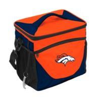 NFL Denver Broncos 24-Can Cooler Bag in Carrot