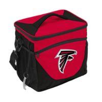 NFL Atlanta Falcons 24-Can Cooler Bag in Black