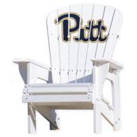 University of Pittsburgh Panthers Adirondack Chair