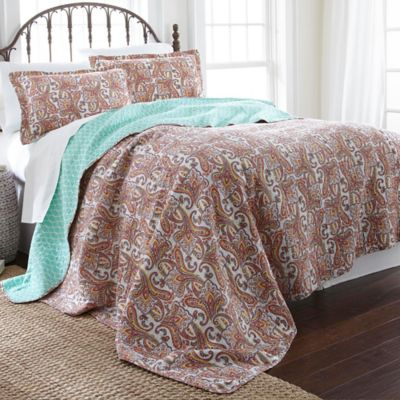 Buy Aqua King Quilt from Bed Bath & Beyond : aqua king quilt - Adamdwight.com