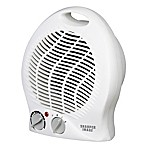 Sharper Image® 11-Inch Table Top Heater in White