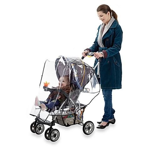 J is for Jeep® Stroller Weather Shield