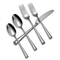 Dansk® Bistro Café 5-Piece Flatware Place Setting
